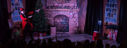 Magic Christmas Show kinderentertainer s