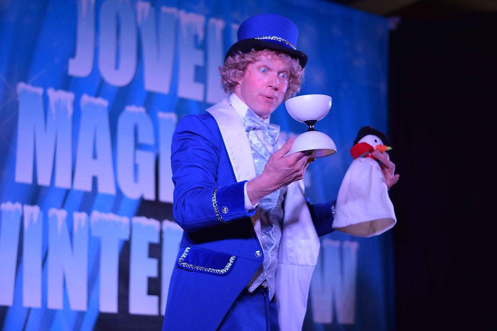 winter show voorstelling thema kinderen