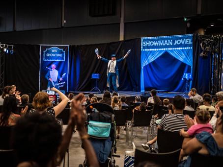 78 shows in Ahoy - Wat een mega feest bij Jeugdvakantieland