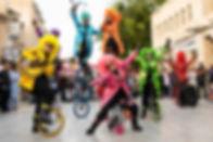 UniQcycle netherlands roaming entertainm