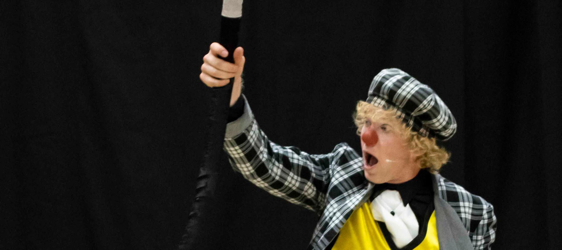 kindershow clown clowns shows kinderen k