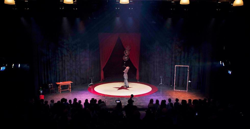 Theater kindershow kindervoorstelling ci