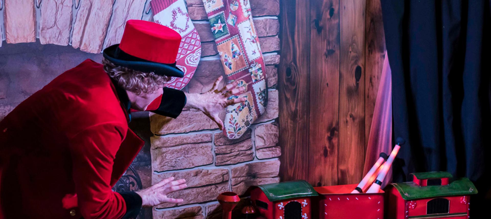 Magic Christmas Show x-mas december kers