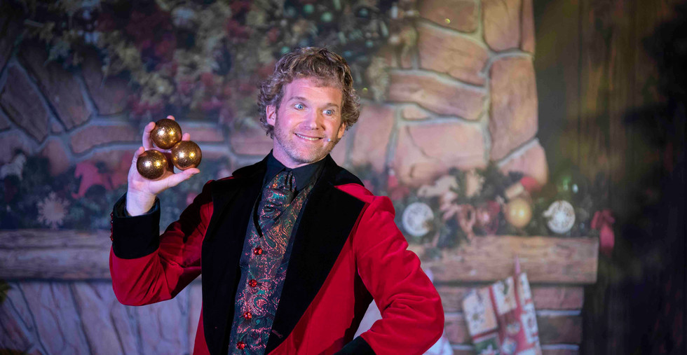 Magic Christmas Show Kerst Voorstelling.