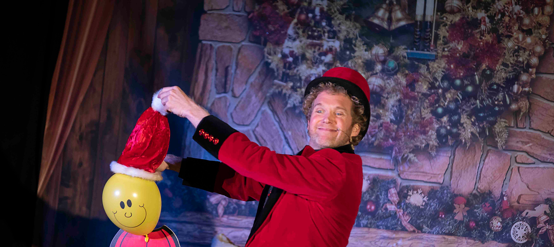 Magic Christmas Show Voorstelling Kerst