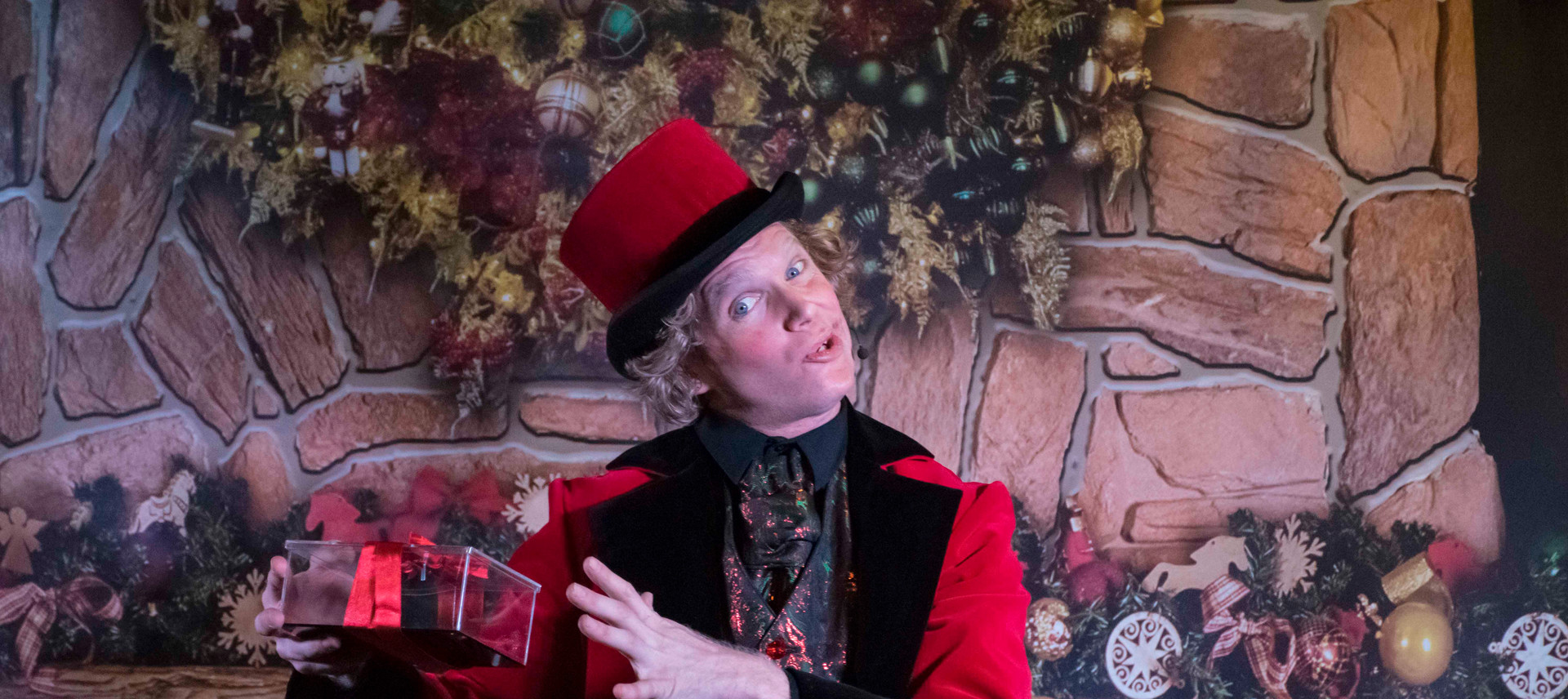 Magic Christmas Show theatervoorstelling