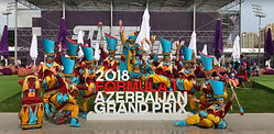 Formula 1 azerbaijan grand prix entertai