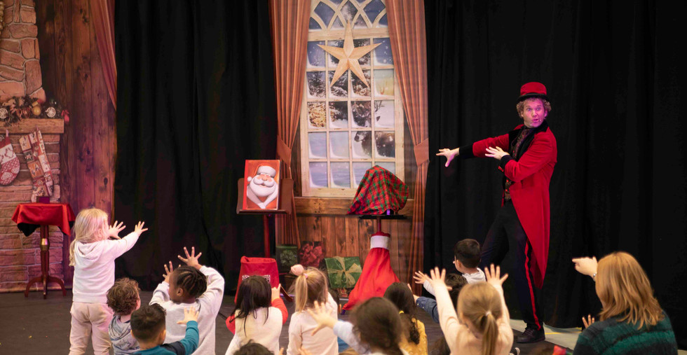 kindertheater show voorstelling kerst th