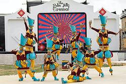 Egypt Circo di Strada Palm Hills Carniva