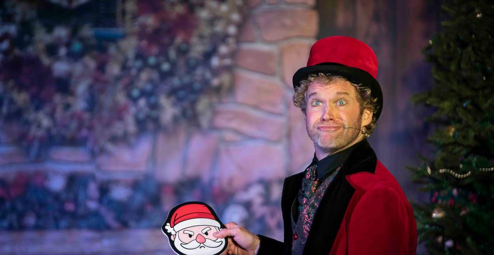 Kerst Showman Jovel Kerstvoorstelling Sc