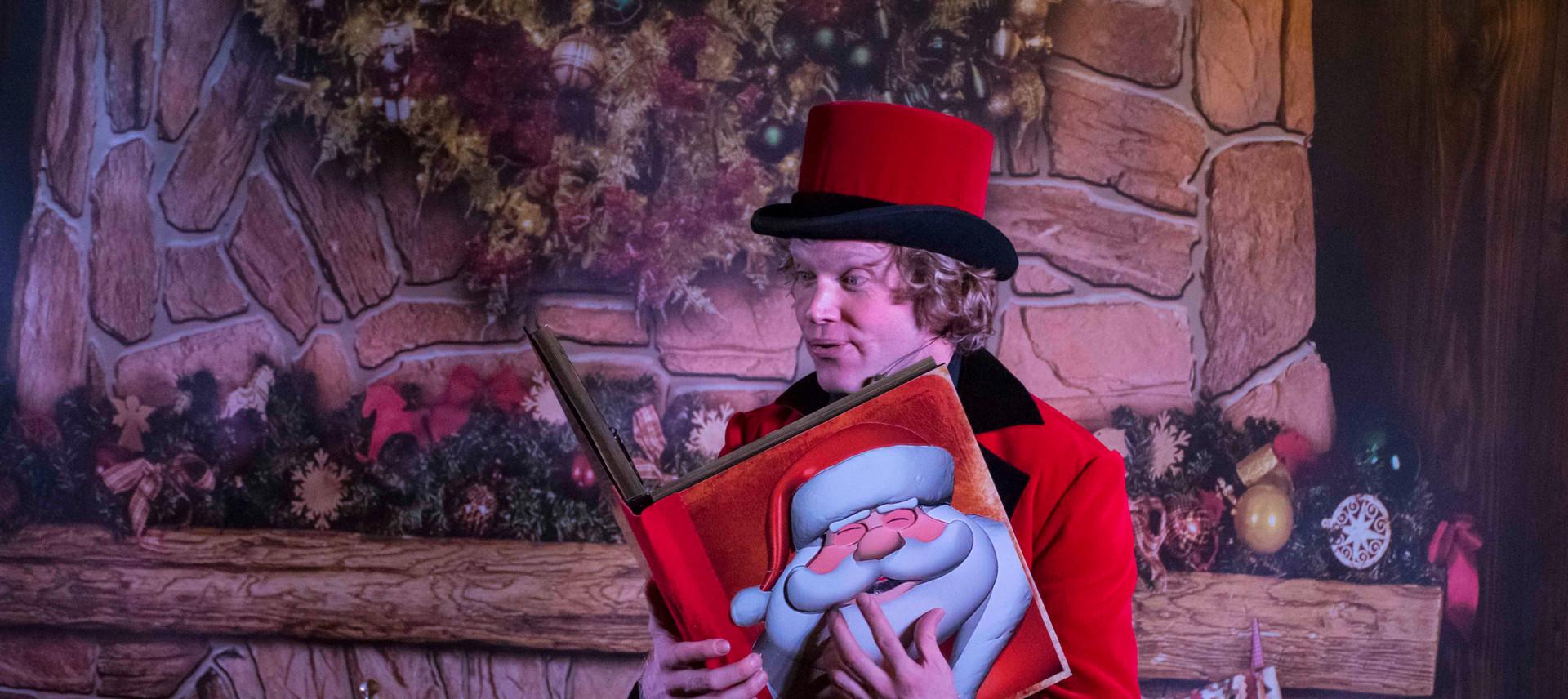 Magic Christmas Show kerstvoorstelling k