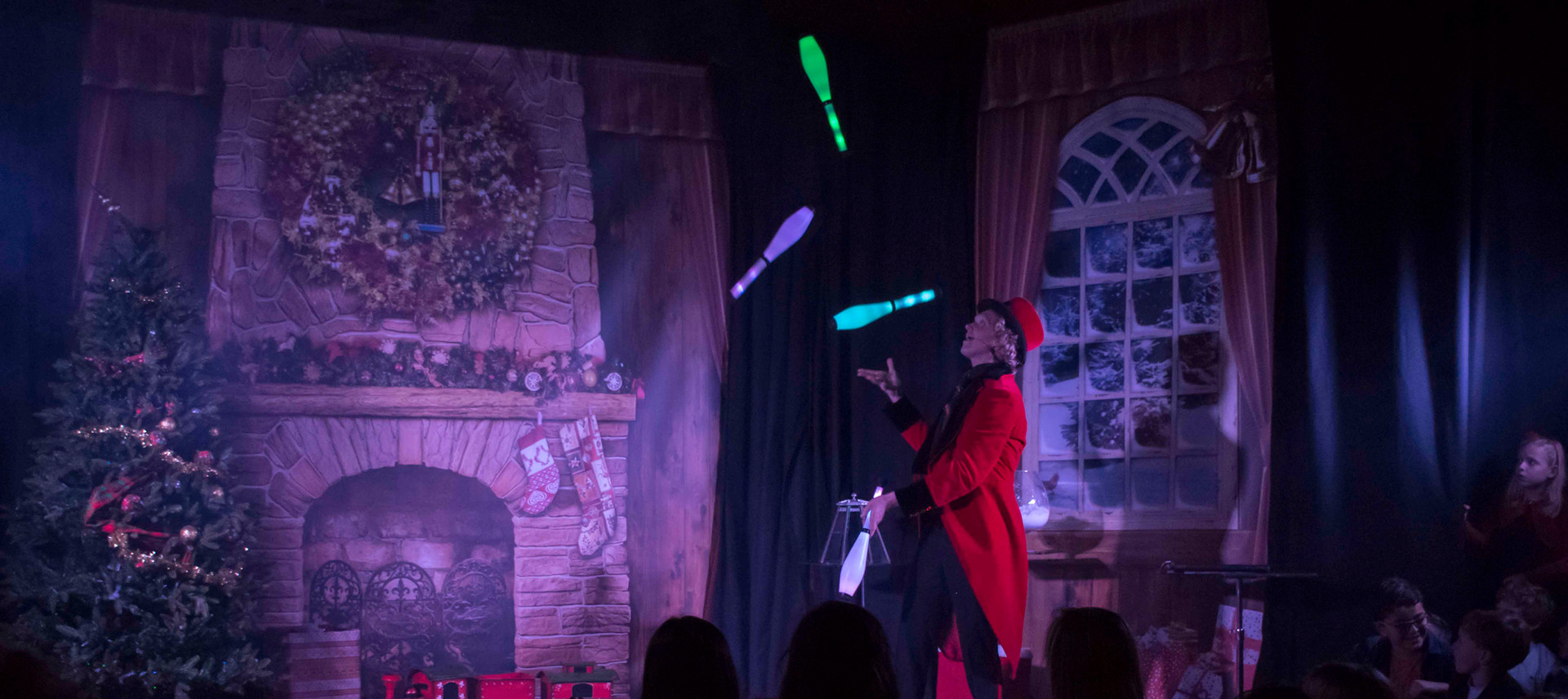 Voorstelling Magic Christmas Show Showma