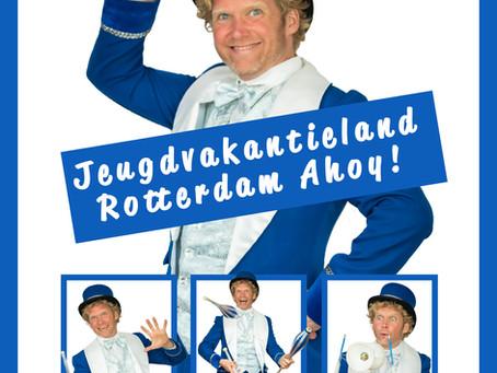 De Showman speelt 72 shows in Rotterdam AHOY!
