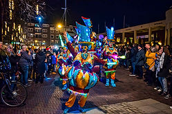 Circo di Strada Night Lights on Parade C