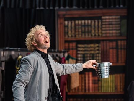 """Kom kijken! Zondag 24 oktober: Theater CKC Zoetermeer - """"Worden wat je wil, ik word... Showman"""""""