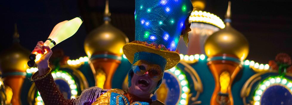 Circo di Strada by Night Circus Lights E