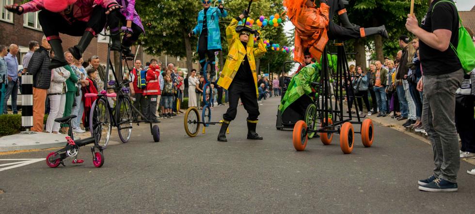 UniQcycle nederland fietsen fiets entert