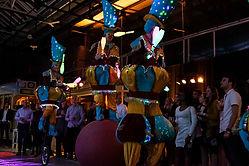 Circo di Strada by Night Corporate Event