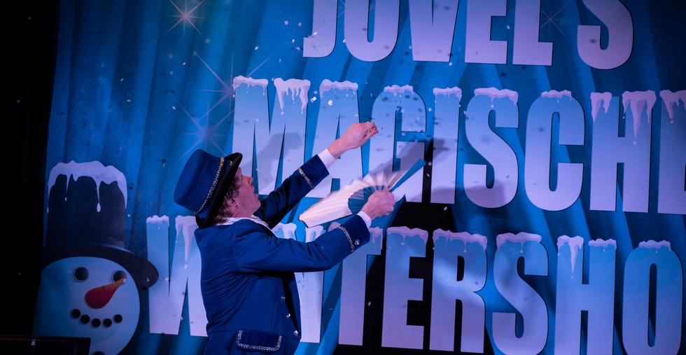 Magische Wintershow entertainment winter