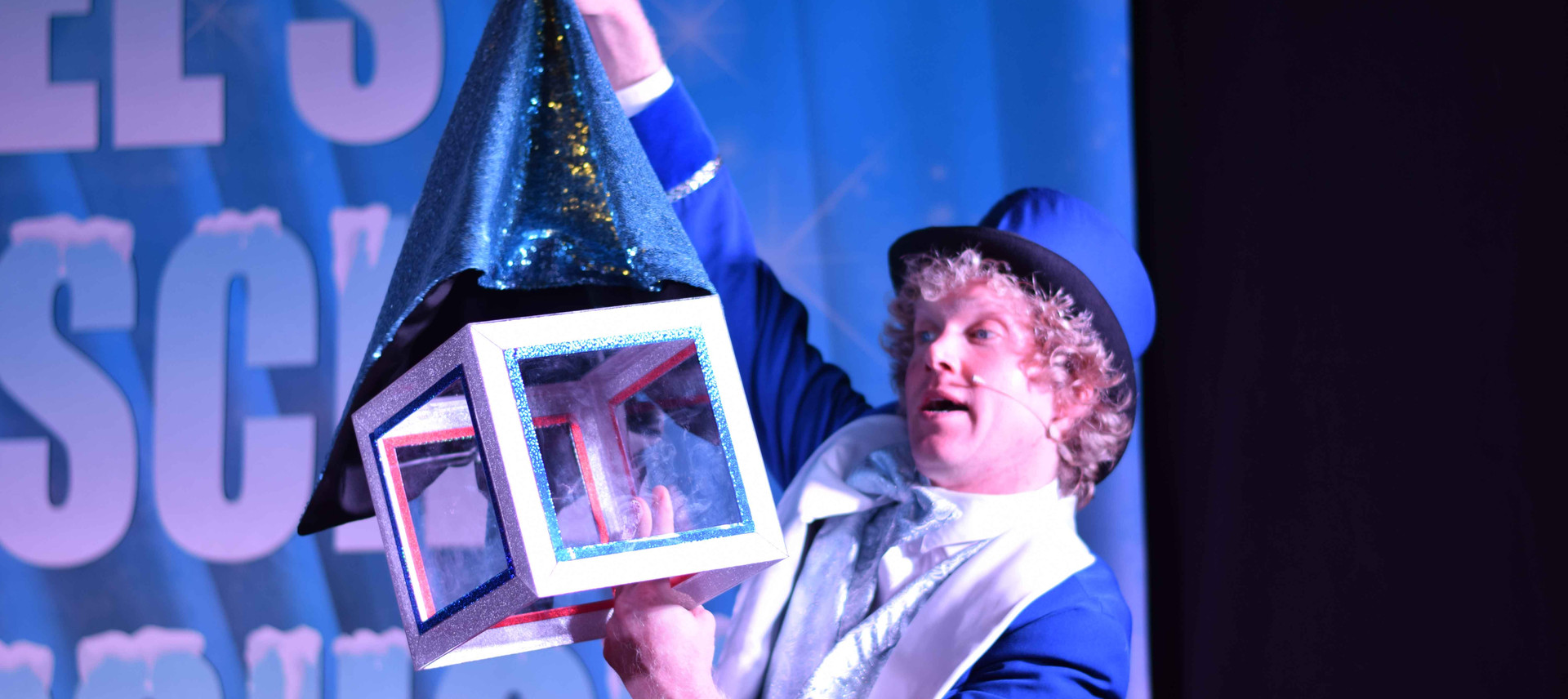 showman kinderfeest goochelaar goochelfe