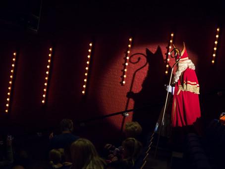 Magie van Sint - Anekdote 21 - 25 jaar artiest - Sinterklaas feest