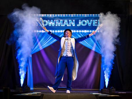 Showman krijgt weer mooie referenties!