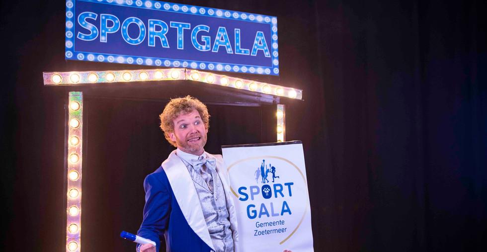 Opening Sportgala 2021 Zoetermeer Showma