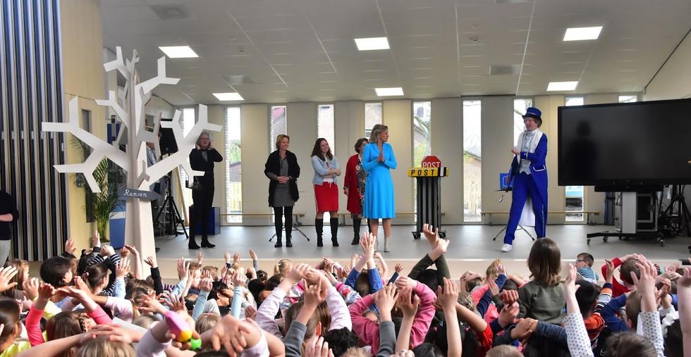opening presentator goochelaar kinderen