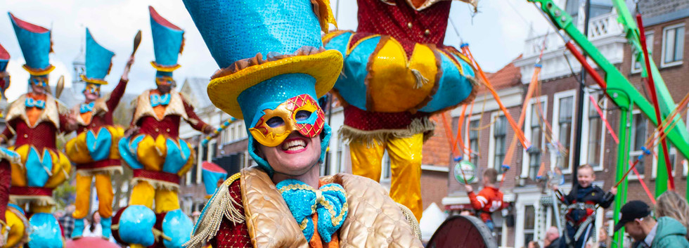 Circo di Strada Entertainment Circuspara