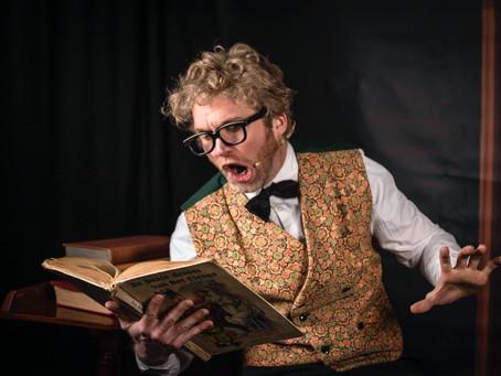 Kinderboekenweek 2021: Voorstelling 'Worden wat je wil' - Basisschool, Bibliotheek & Theater