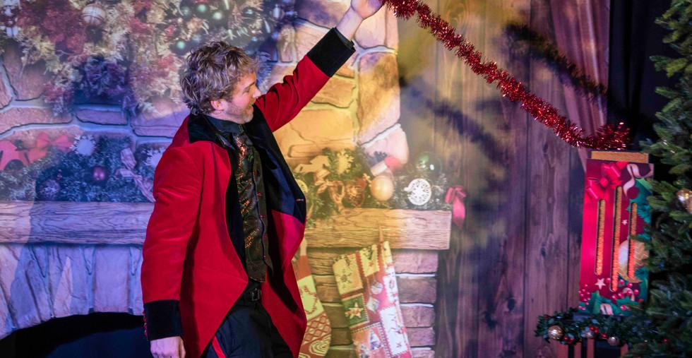 Showman Kerst Kindershow Kindervoorstell