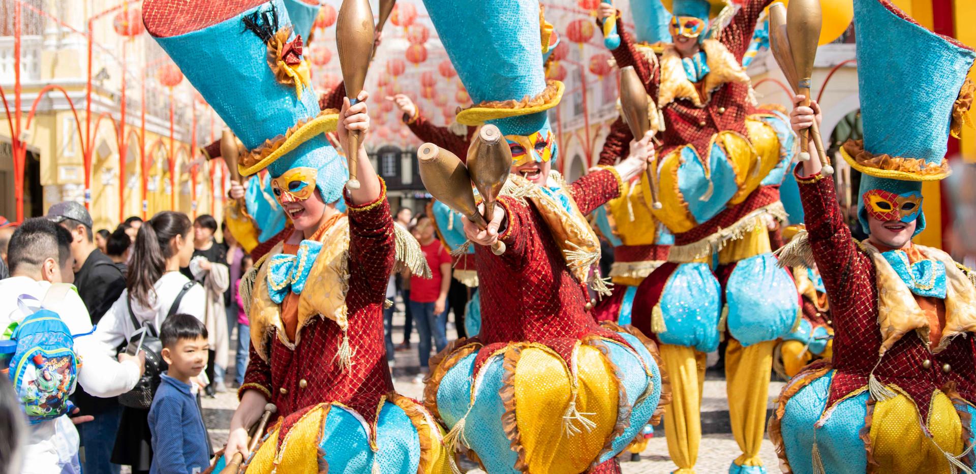 Circo di Strada Streetcircus Netherlands