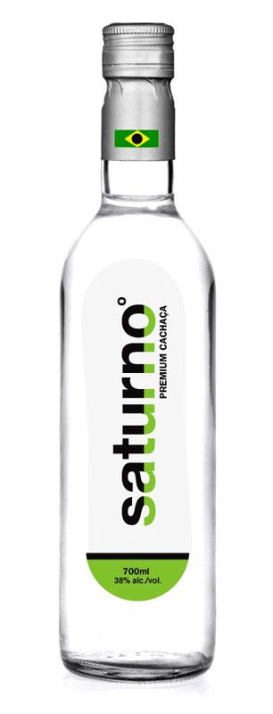 Saturno Premium Cachaca