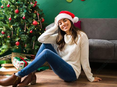 Solo en Navidad