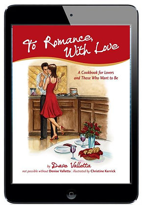 Instant Downloadable To Romance With Love Cookbook