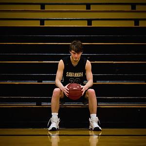 Justin- Senior Basketball