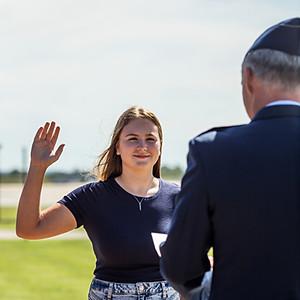 Leah's Enlistment