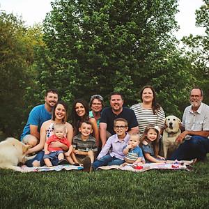 Lisenbee Extended Family Session