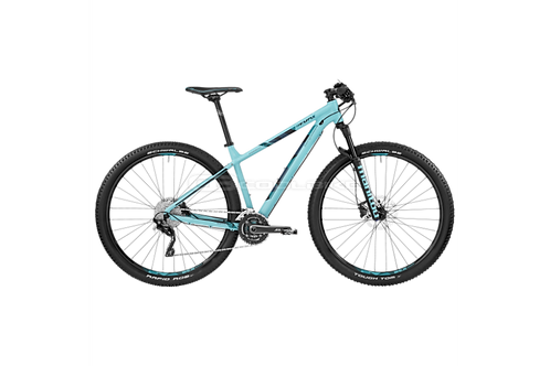 Bergamont Revox Edition (coral blue/black) 2017 TOP MODEL