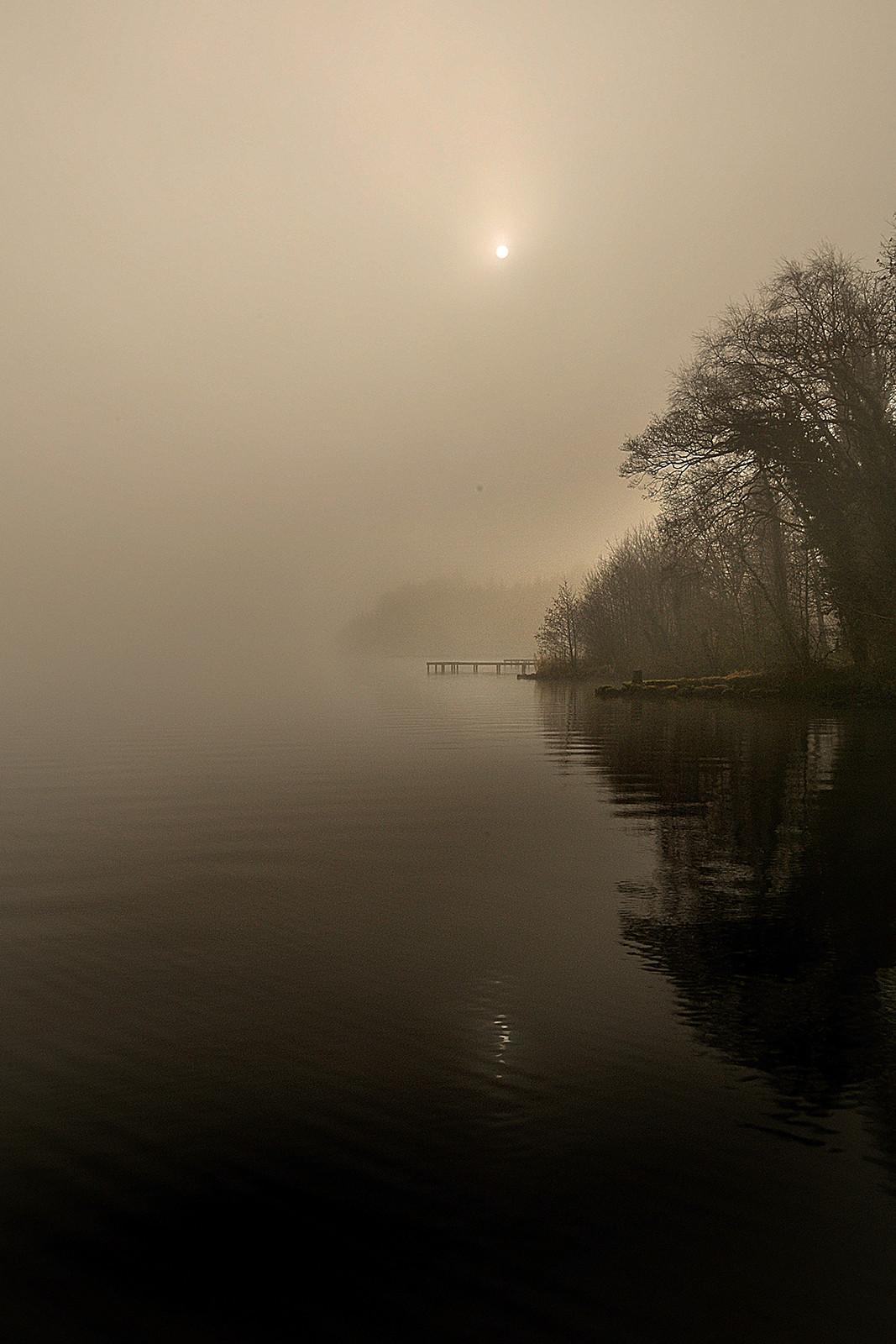 PDI - Misty morn by G Cassidy (10 marks)