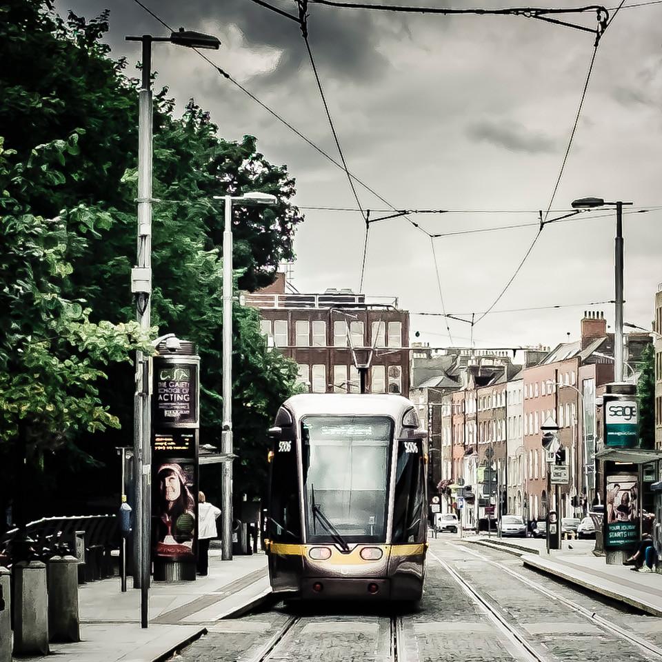 PDI - Dublin Dart by J Devine ( 6 marks)