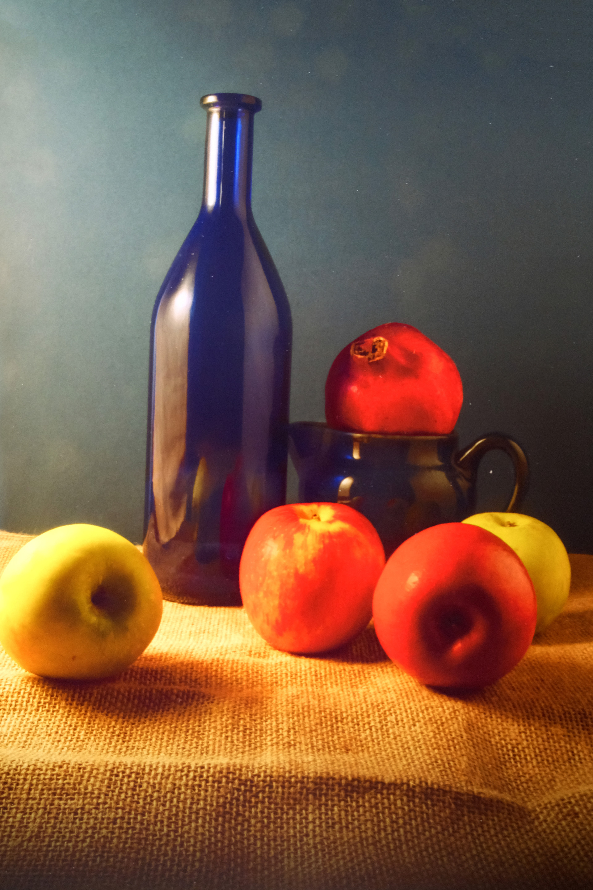 COLOUR - Ready for cider by F Doherty (8 marks)