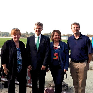Nancy H., Rod P. MP, Marsha D., Tom D.