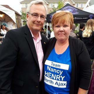John Henry, Nancy Henry