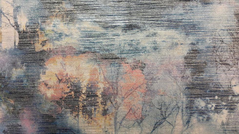 Oasis Velvet Wallpaper