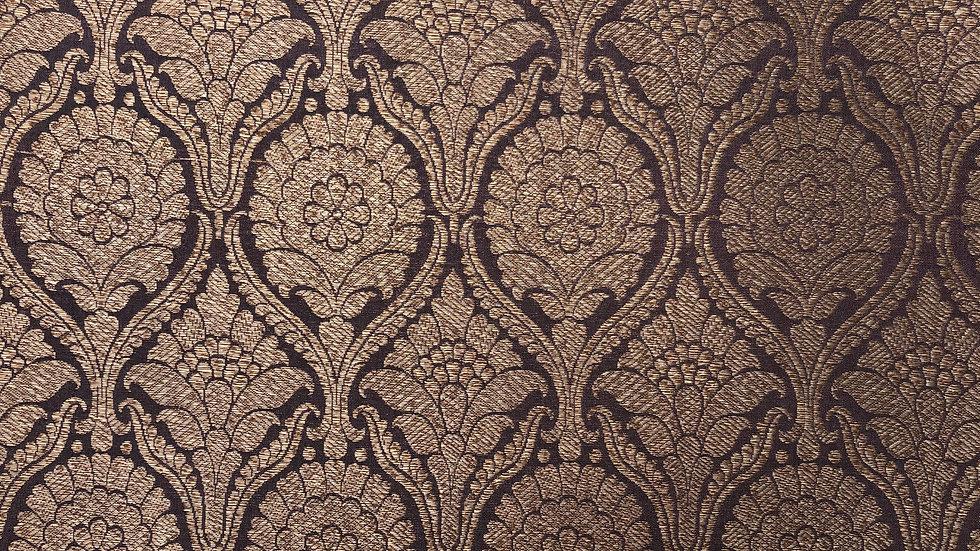 Antique Kadupul - Handloom Silk Fabric