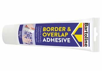 Bartoline - Border & Overlap Adhesive