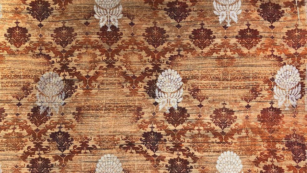 Rose Palace - Handloom Silk