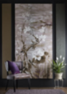 Florence Silk Mural Wallpaper