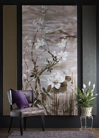 Florence Silk Mural Wallpaper